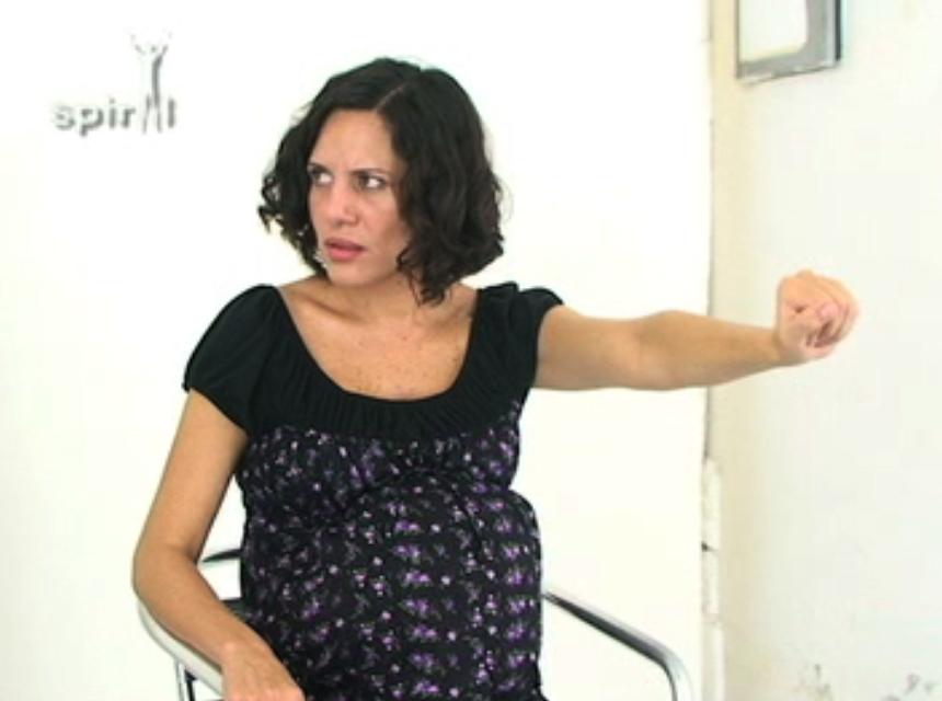 Casting – day 2 – Monica Róssi