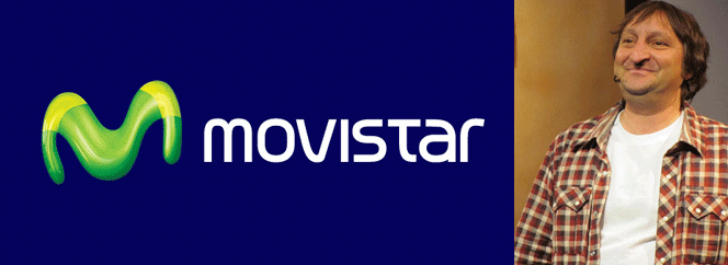 Latest interview with Filmsperu: Movistar