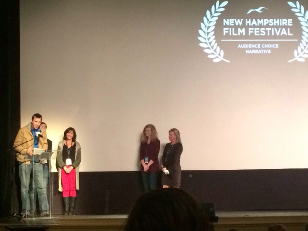 Oliver's Deal wins Audience Award in New Hampshire