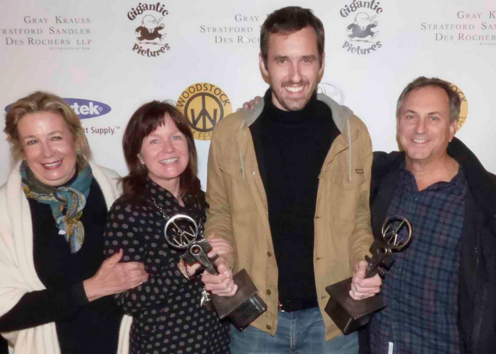 Oliver's Deal Wins 2 Awards at Woodstock